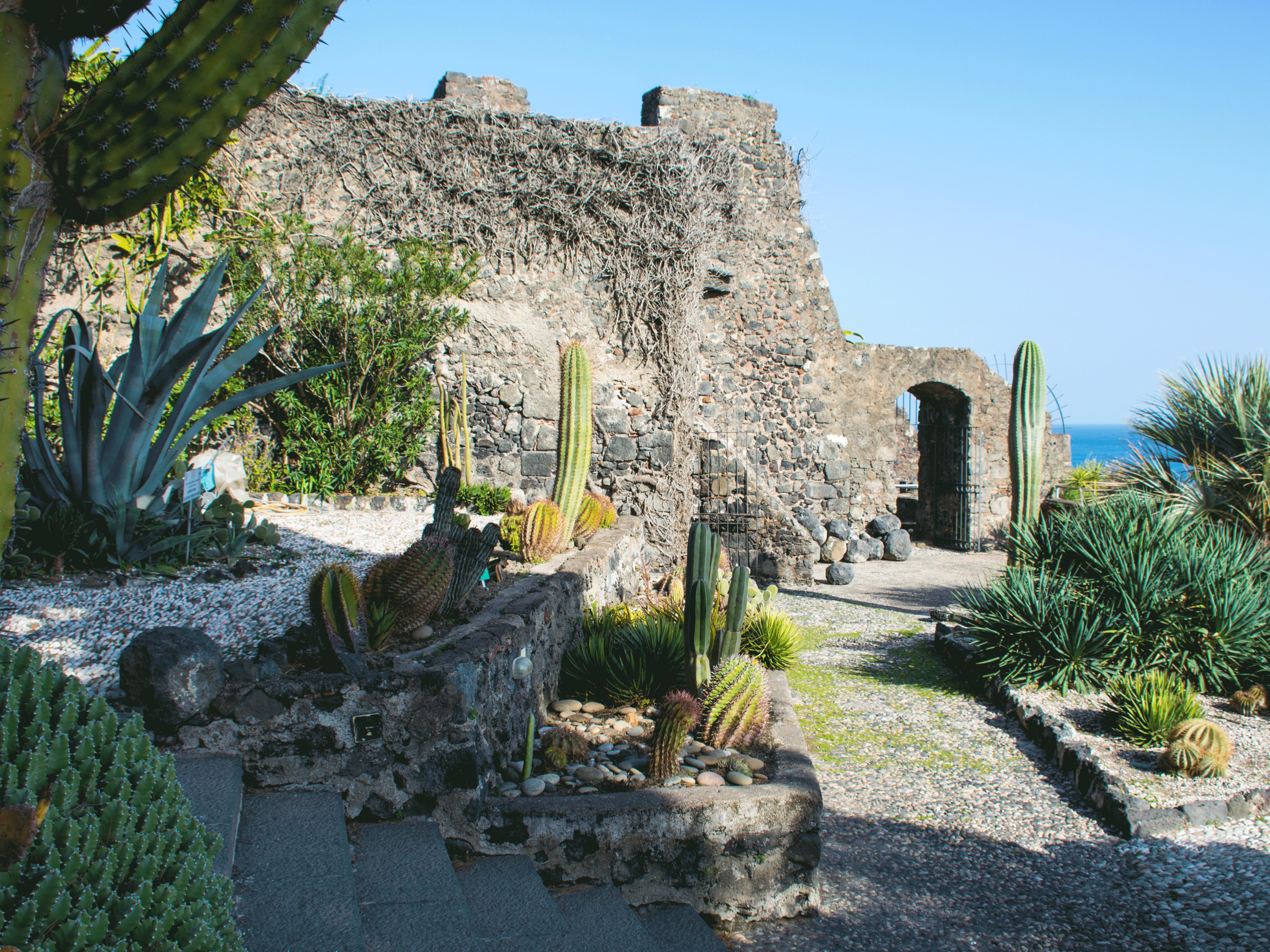 Il Castello di Aci - Dettaglio 01